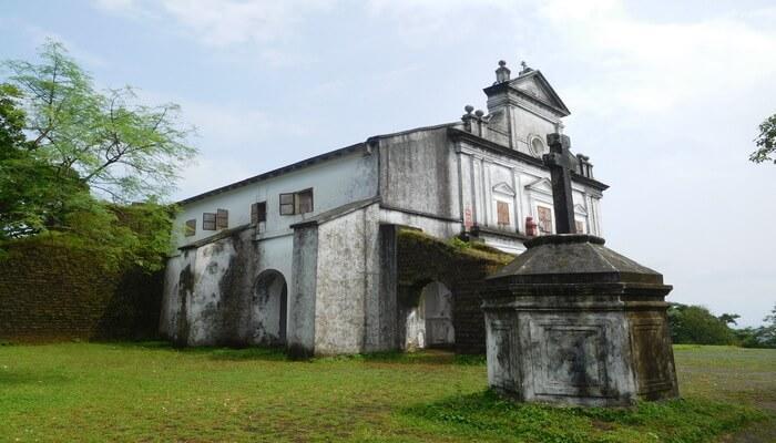 Old Goa tour