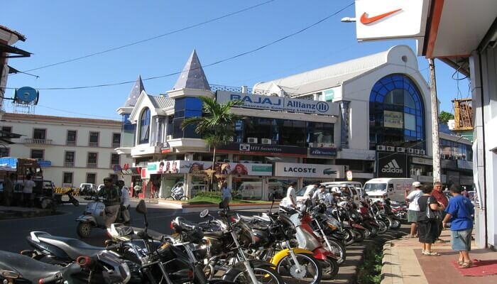 Panjim Market walking tour