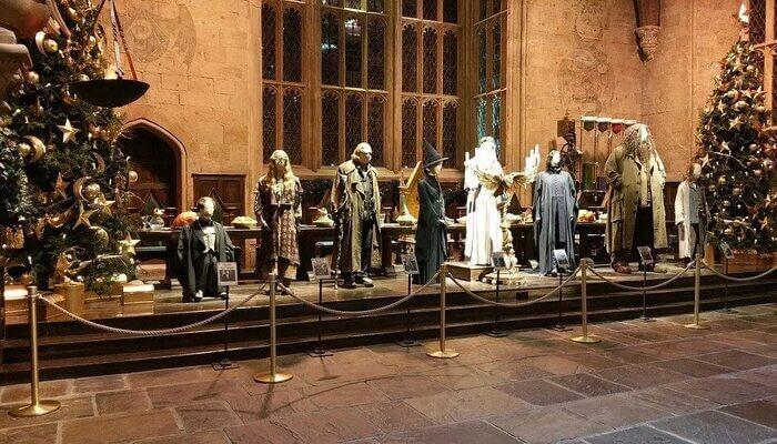 Take a harry potter tour