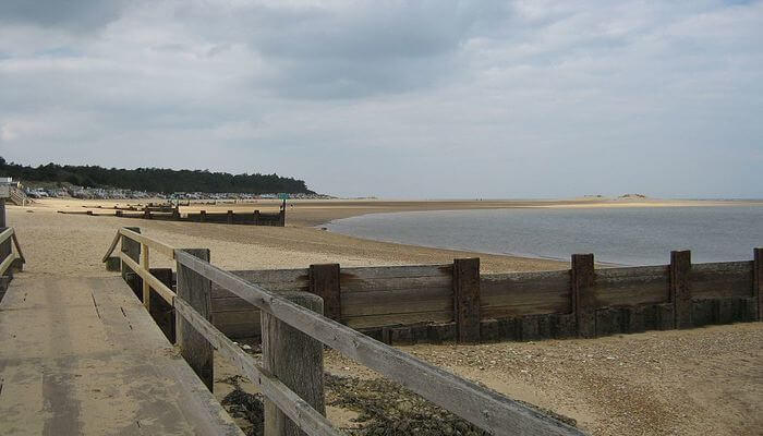Wales-Next-The-Sea Beach - Norfolk