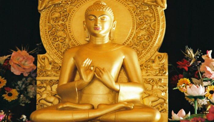 Buddha poornima ceremony