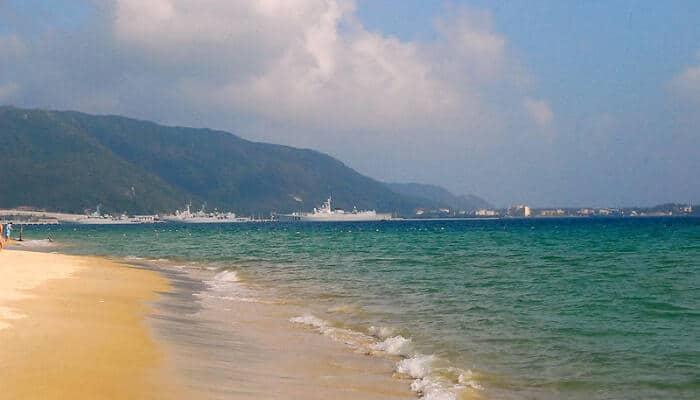 Yalong Bay in China