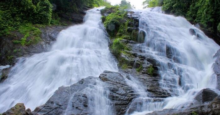 Mesmerising Waterfalls Near Kollam