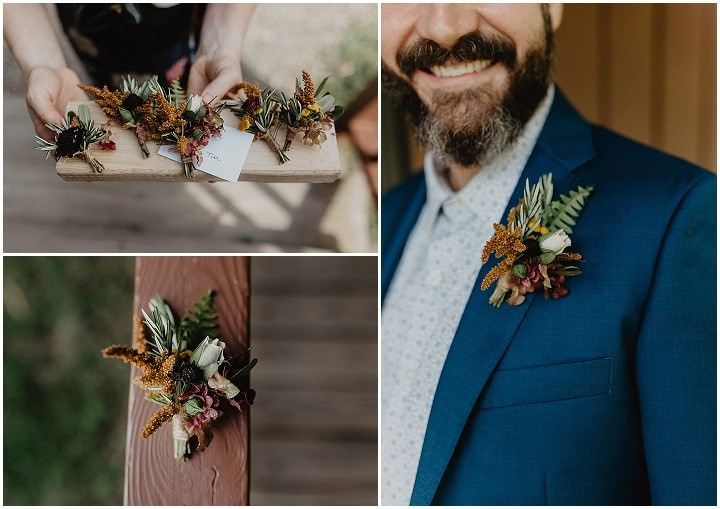 Thoughts and inspiration: eccentric fall wedding inspiration