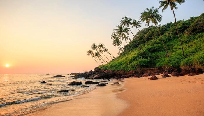 10 Hotels Near Goa