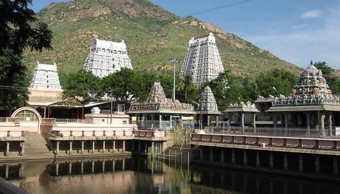 Tiruvanamalai Temple