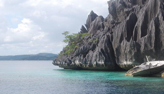 Palawan Islands in the Philippines