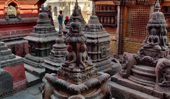 Find the temple in Nepal