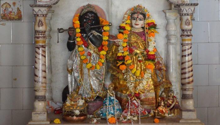 Radha Krishna Temple Mussoorie