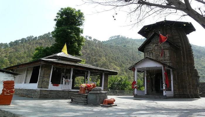 Brijeshwari Temple