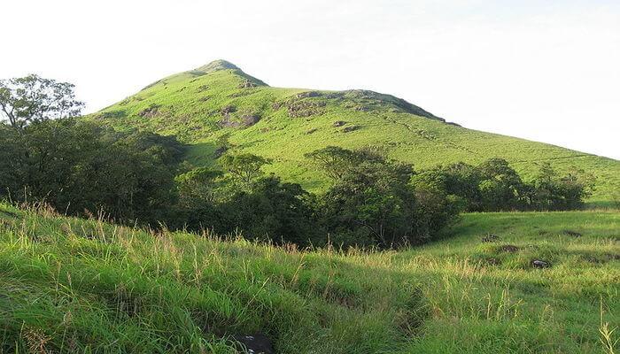 Chambra peak
