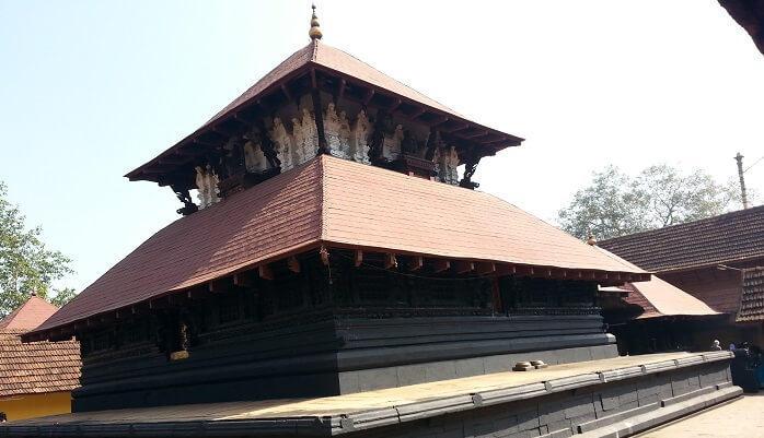 Thirunakkara Mahadev Temple is the best temple