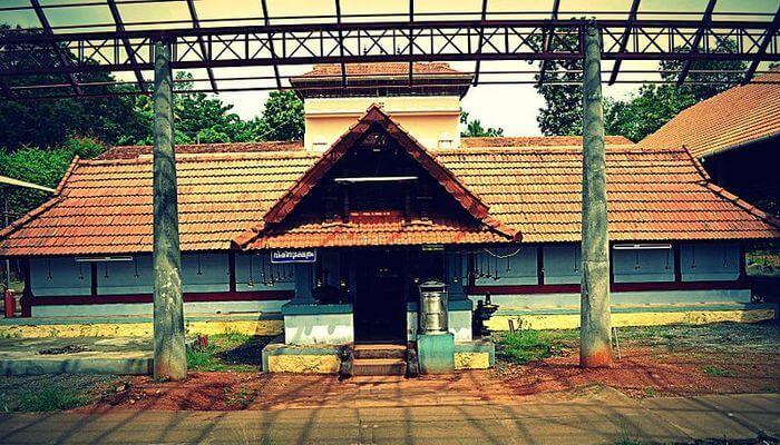 Panchikadu Temple
