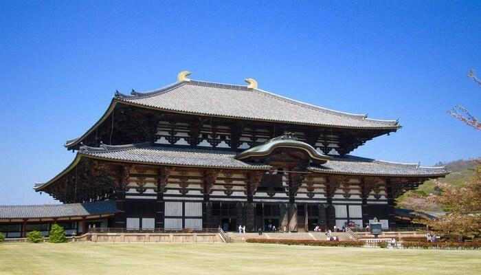 Visit The Temples Of Nara