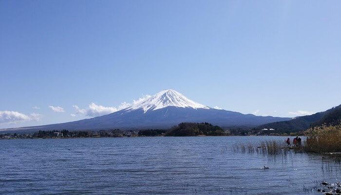 Visit The Fuji Five Lakes Area