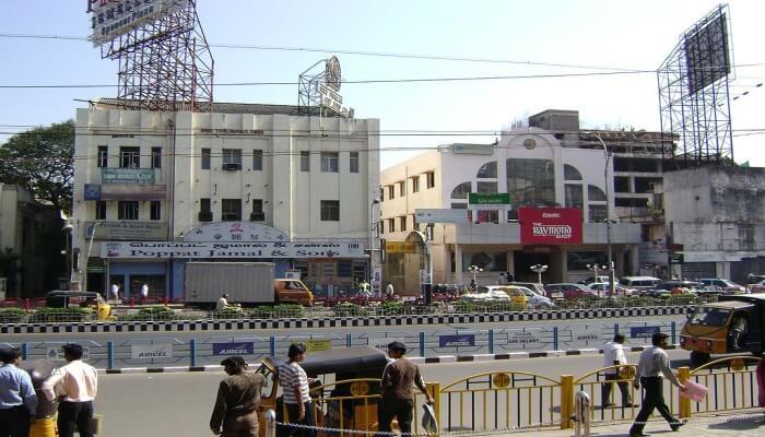 Anna Salai Market