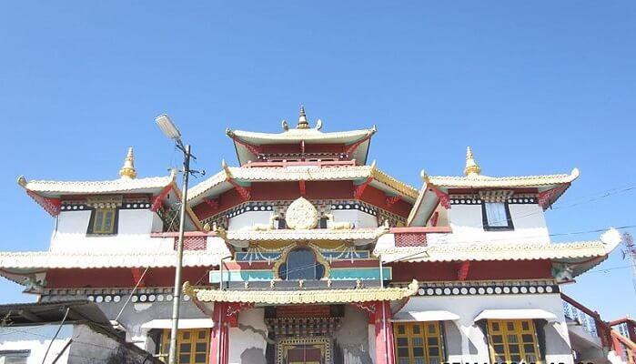 Monastery in Kalimpong