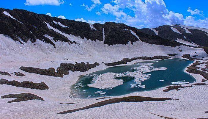 Aperth lake