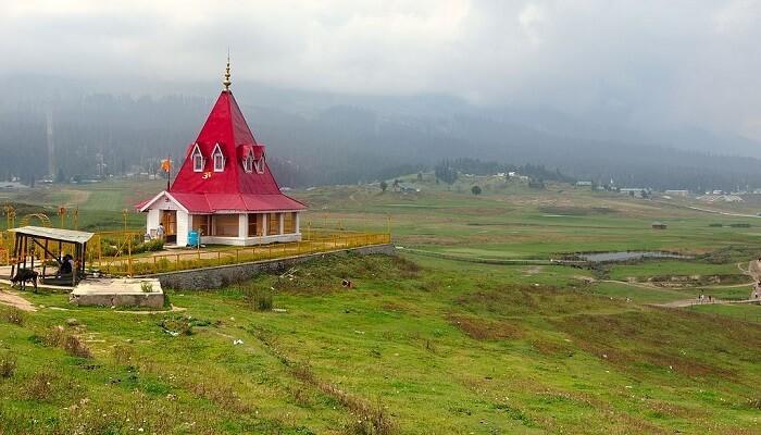 Maharani Temple Gulmarg