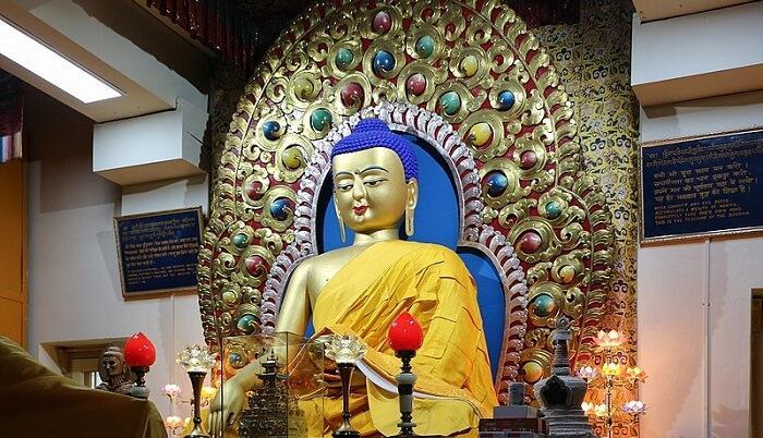 Dalai Lama's monastery