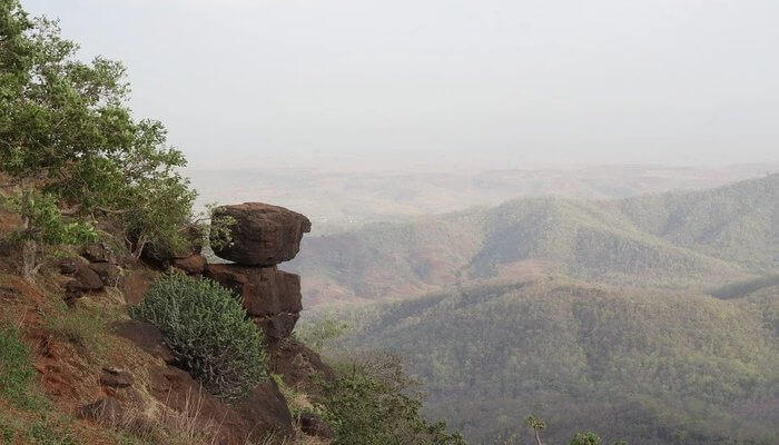 Chikhaldara is an unexplored hill station near Mumbai