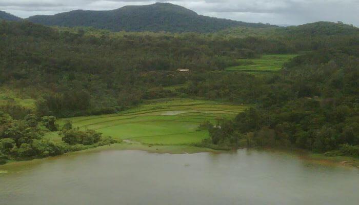 Honamana Kerr Lake
