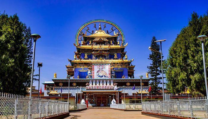 Nomadoling monastery