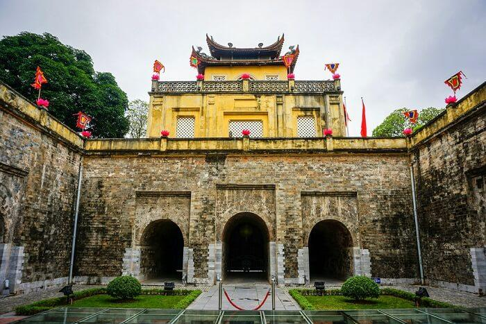 Thang Long Hanoi's Imperial stronghold