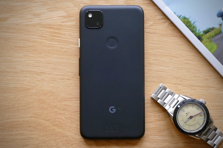 Retour de Google Pixel 4a