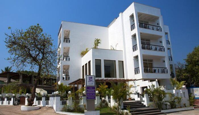 Goa offers a comfortable stay