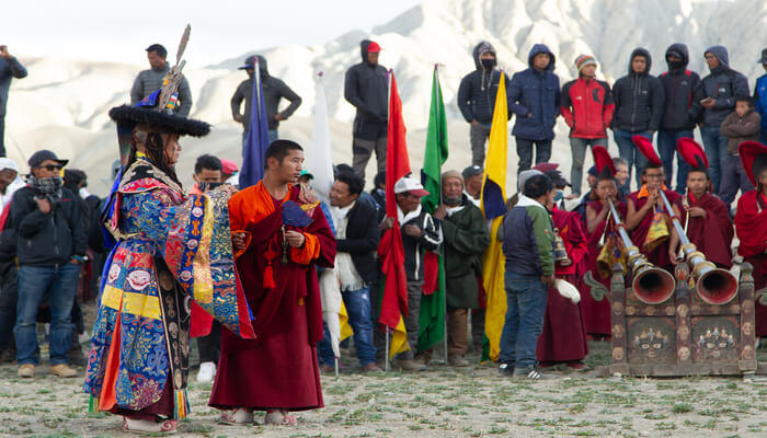 An auspicious occasion in Nepal