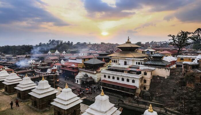 Famous temple of Nepal