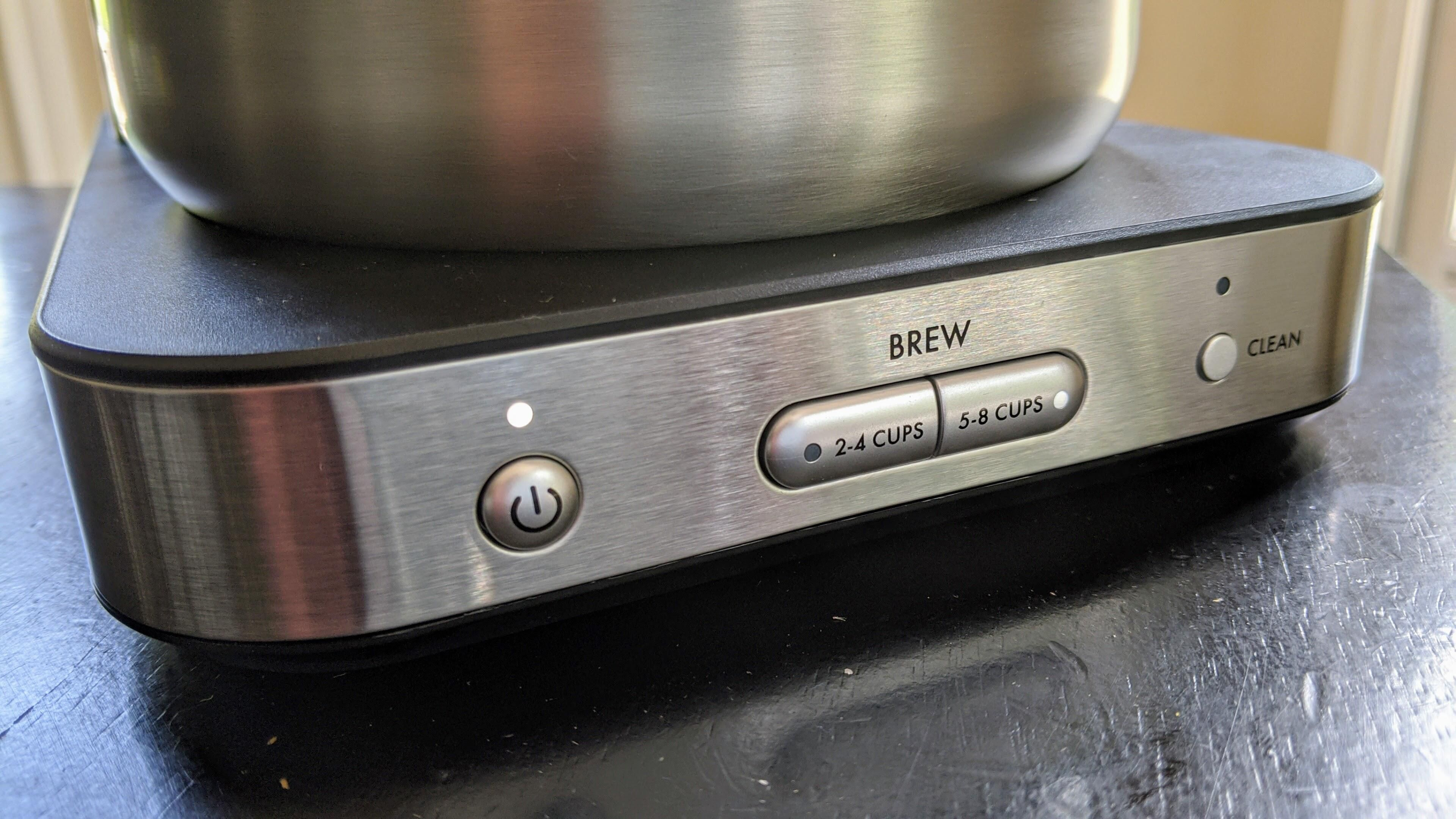 Oxo Brew 8-cup coffee machine controller