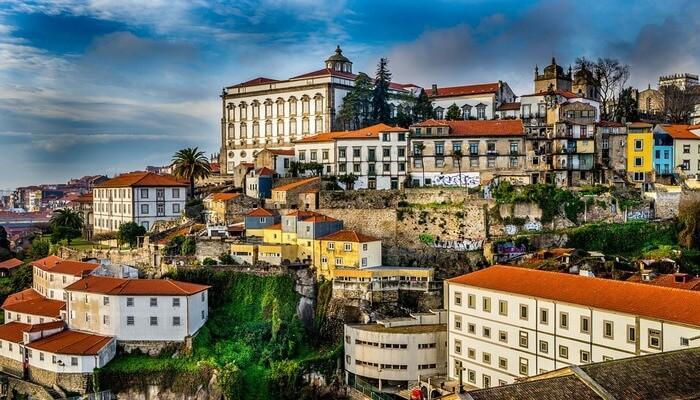 A romantic getaway - Porto