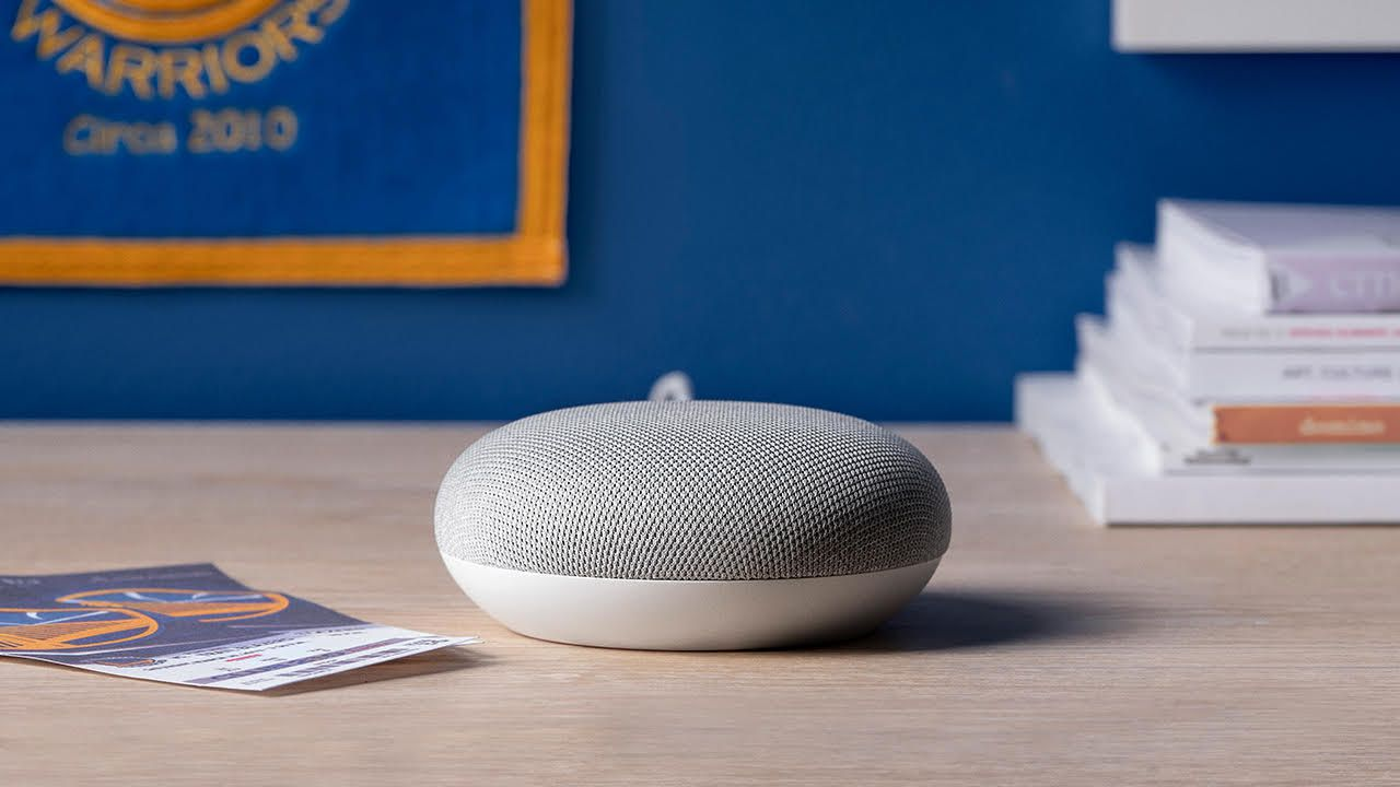 Warriors-google-home short
