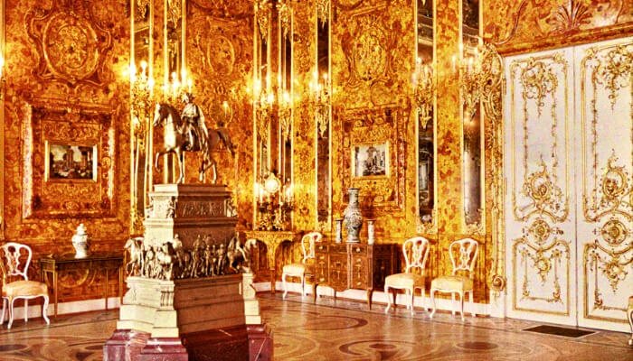 Amber Room, Russia