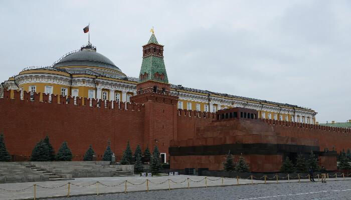 Lenin's Tomb, Russia