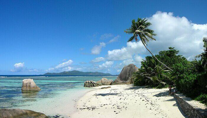 you can rejuvenate your senses on this beach