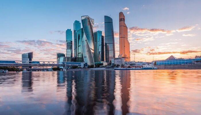 Explore the amazing city of Moscow
