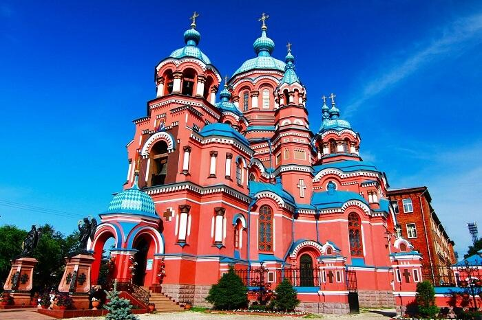 Irkutsk city, Russia