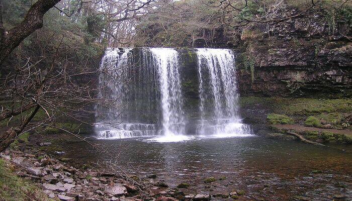 Sgwd Yr Eira Falls