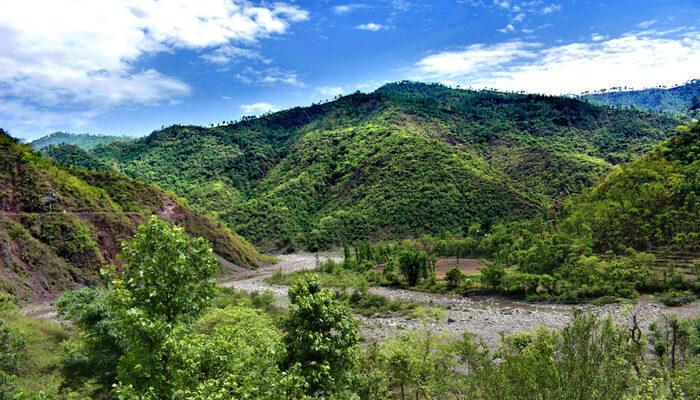Nahan hills