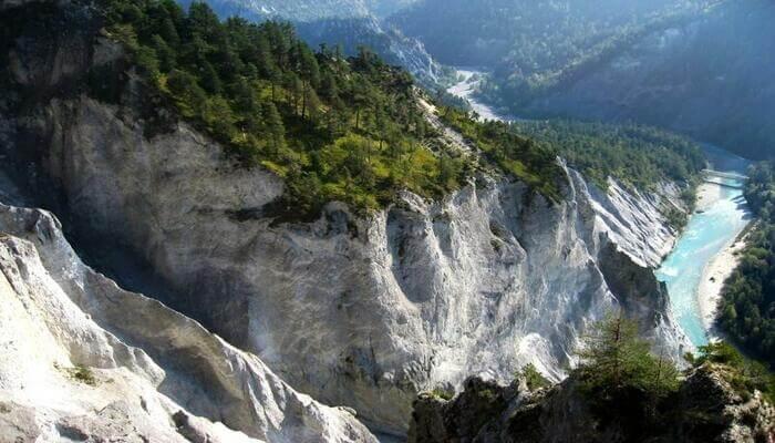 La tinde canyon