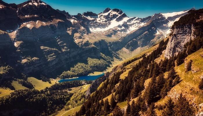 Interlaken Canyon