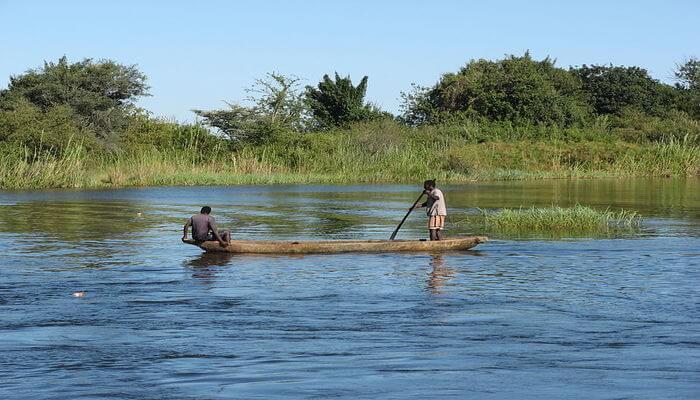 Zambazi, Africa