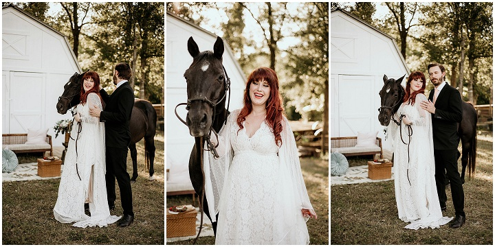 'Simply Country with a Bohemian Twist' Florida Wrench Wedding Inspiration
