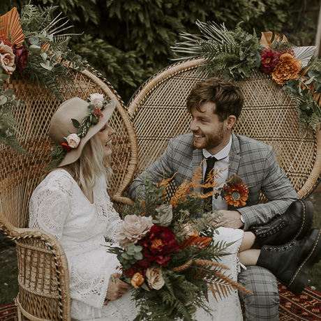 Boho Wedding Directory: The Vicks Awesome Suppliers - 16 October