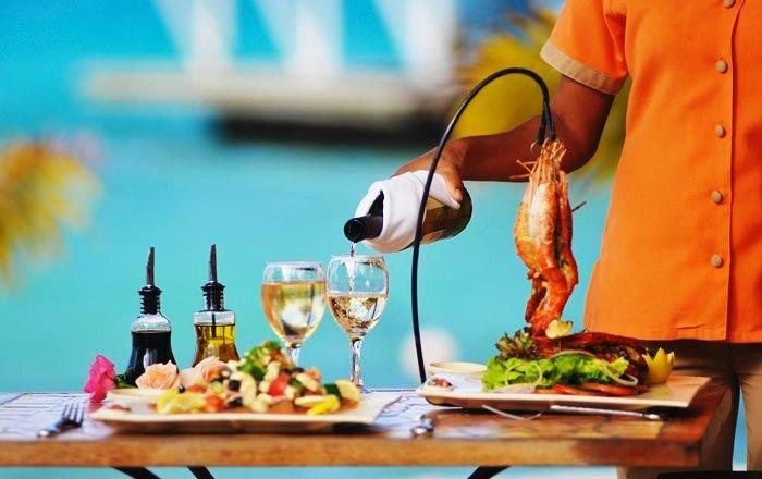 Experience delectable delicacies with world's top chefs