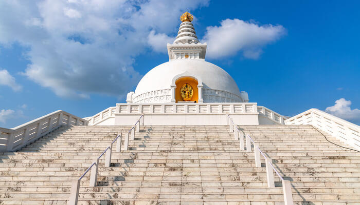 Lumbini - Place with peace and spirituality