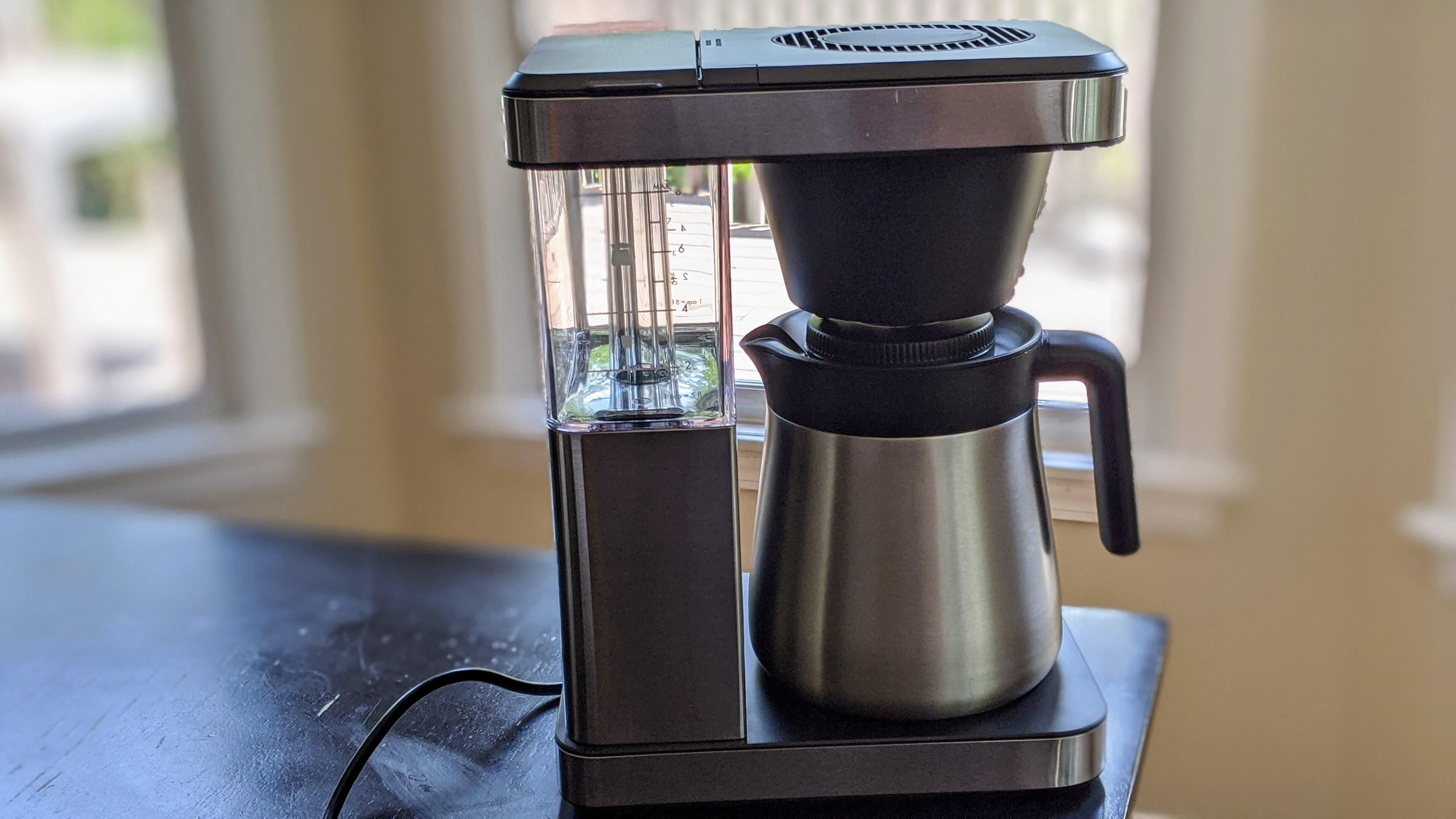 Oxo Brew 8 cup coffeemaker page